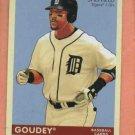 2009 Goudey Gary Sheffield Detroit Tigers