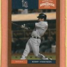 2004 Donruss Team Heroes Showdown Bobby Higginson # / 150 Detroit Tigers