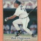 1997 Fleer Sports Illustrated Bobby Higginson Detroit Tigers