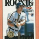1995 Score Bob Bobby Higginson ROOKIE Detroit Tigers
