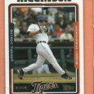 2005 Topps First Edition Bobby Higginson Detroit Tigers