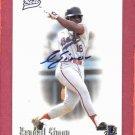 1996 Best Randall Simon Autograph Card Certified Detroit Tigers ROOKIE