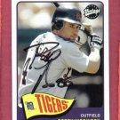 2003 Fleer Vintage Bobby Higginson Autograph Detroit Tigers Auto