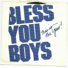 1984 Detroit Tigers Bless You Boys 45 Record