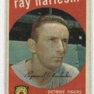 1959 Topps Ray Narleski Detroit Tigers # 442 NICE !!!!!