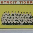 1964 Topps Detroit Tigers Team Card NICE !!! Mint # 67