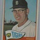 1965 Topps Fred Gladding Detroit Tigers Baseball Card # 37