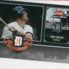 2006 Fleer Greats Of The Game Kirk Gibson Detroit Tigers Baseball Card