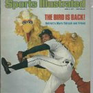 June 6 1977 Sports Illustrated Mark Fidrych Cover Detroit Tigers The Bird & Big Bird