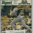 November 1990 Baseball Digest Cecil Fielder Cover Detroit Tigers
