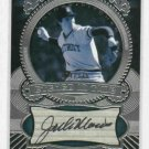 2004 Upper Deck Etched In Time Jack Morris Detroit Tigers Certified Autograph #D 74/375