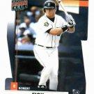 2002 Donruss Fan Club Die Cut Robert Fick Detroit Tigers Baseball Card