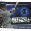 2007 Upper Deck Special F/X Star Attractions Magglio Ordonez Detroit Tigers Baseball Card