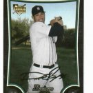 2009 Bowman Draft Picks Dusty Ryan Detroit Tigers Baseball Card ROOKIE