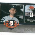 2006 Fleer Greats Of The Game Denny McLain Detroit Tigers Baseball Card
