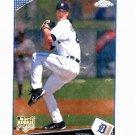 2009 Topps Chrome Rick Porcello Detroit Tigers Baseball Card Rookie