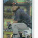 2009 Topps Chrome X Factor Magglio Ordonez Detroit Tigers Baseball Card