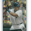 2009 Topps Chrome X Factor Maguel Cabrera Detroit Tigers Baseball Card