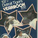 1977 Detroit Tigers Yearbook Mark Fidrych Cover
