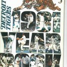 1981 Detroit Tigers Yearbook