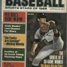 Baseball Stars Of 1969 Magazine Denny McLain Detroit Tigers Cover