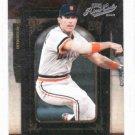 2008 Playoff Prime Cuts Alan Trammell Detroit Tigers Baseball Card Serial #D 2/249
