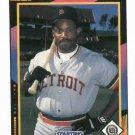 1992 Starting Line Up Cecil Fielder Detroit Tigers Baseball Card