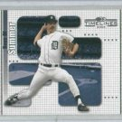 2004 Donruss Timelines Boys Of Summer Jack Morris Detroit Tigers Baseball Card #D /250