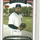 2006 Topps Update Nate Robertson Detroit Tigers Baseball Card Rookie