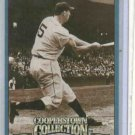1996 Kenner Cooperstown Collection Hank Greenberg Detroit Tigers Baseball Card