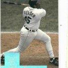1994 Donruss Gold Cecil Fielder Detroit Tigers Baseball Card