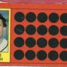 1981 Topps Scratch Off Lance Parrish Baseball Card Oddball