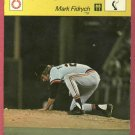 Origional Mark Fidrych 1978 Sportscaster Card Detroit Tigers Oddball The Bird