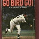 1976 Go Bird Go Mark Fidrych Paperback Book Detroit Tigers