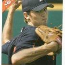 2006 Detroit News Andrew Miller Baseball Card Tigers Oddball Rare Rookie