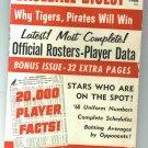 April 1968 Baseball Digest Detroit Tigers World Series Win Prediction