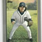 2009 Topps Turkey Red Magglio Ordonez Detroit Tigers Baseball Card