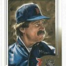 2003 Donruss Diamond Kings Jack Morris Detroit Tigers Baseball Card