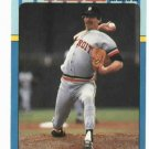 1988 Fleer Baseballs League Leaders Jack Morris Detroit Tigers Oddball