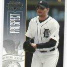 2003 Donruss Champions Carlos Pena Beckett Sample Detroit Tigers Oddball