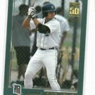 2001 Topps Traded Cody Ross Detroit Tigers Giants Rookie