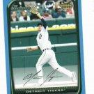 2008 Bowman Draft Picks Blue Matt Joyce Detroit Tigers Rookie #D 100/399 Tampa Bay Rays