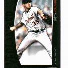 2009 Topps Unique Justin Verlander Detroit Tigers #23