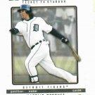 2009 Topps Ticket To Stardom Magglio Ordonez Detroit Tigers