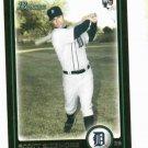 2010 Bowman Scott Sizemore Detroit Tigers Rookie