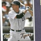 2008 Upper Deck Timeline Clete Thomas Detroit Tigers Rookie