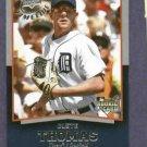 2008 Upper Deck Timeline Clete Thomas Detroit Tigers Rookie