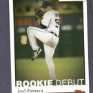 2006 Topps Rookie Debut Joel Zumaya Detroit Tigers Rookie