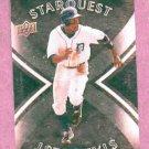 2008 Upper Deck Series 2 Starquest Curtis Granderson Detroit Tigers