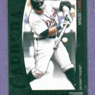 2009 Topps Unique Miguel Cabrera Detroit Tigers